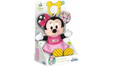 Clementoni® Plüschfigur »Baby Clementoni Disney Baby, Plüsch Minnie mit Beißring« kaufen