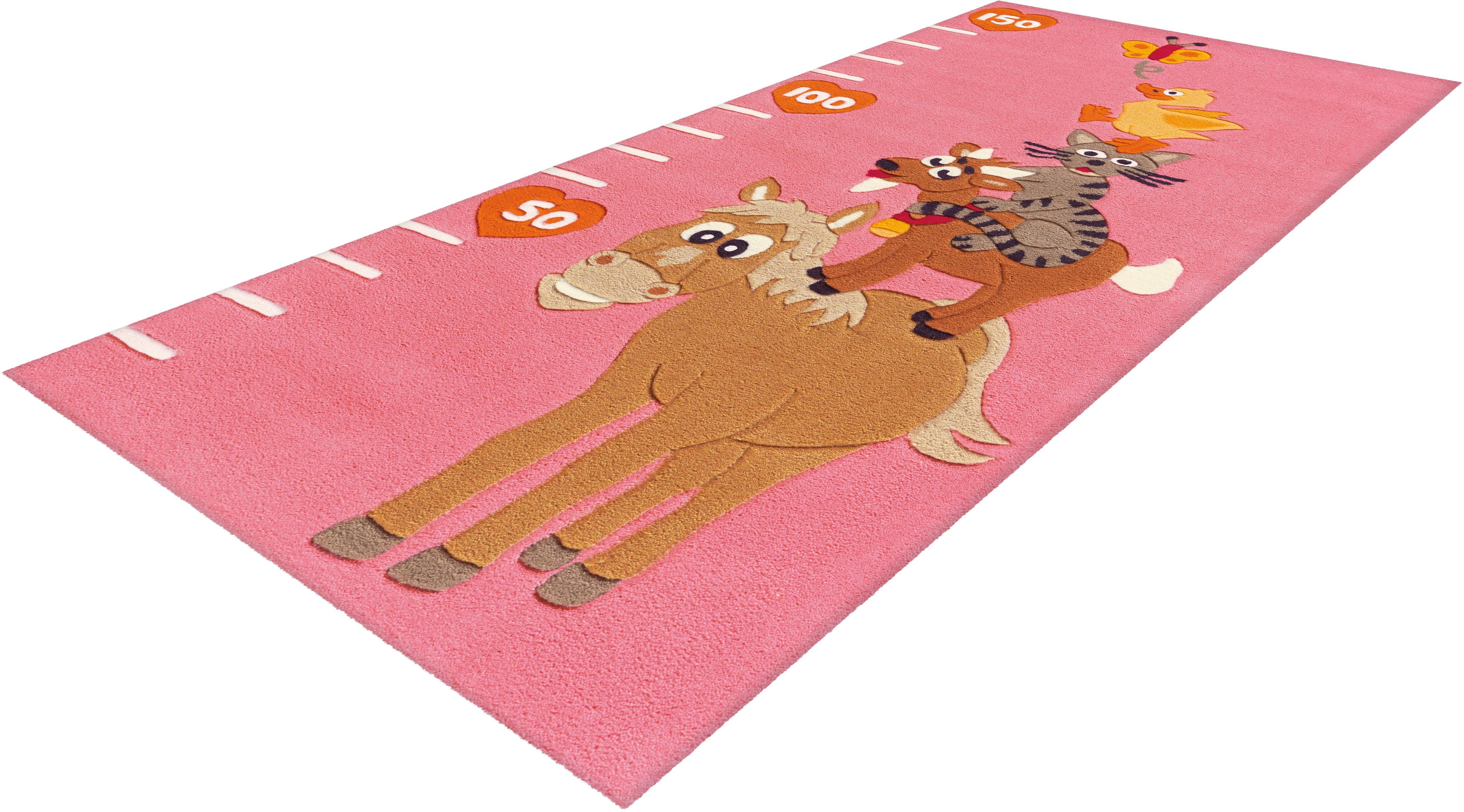 Kinderteppich Joy 4168 Arte Espina rechteckig Höhe 16 mm handgetuftet