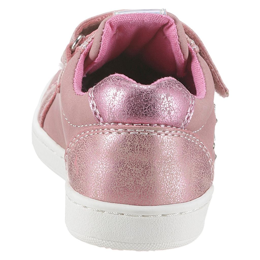 TOM TAILOR Sneaker, mit Blinkfunktion