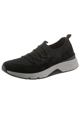 Gabor Rollingsoft Slip-On Sneaker, mit Gummizügen kaufen