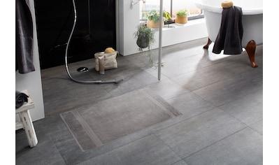 my home Badematte »Afri«, Höhe 4 mm, beidseitig nutzbar, 2-er Set kaufen