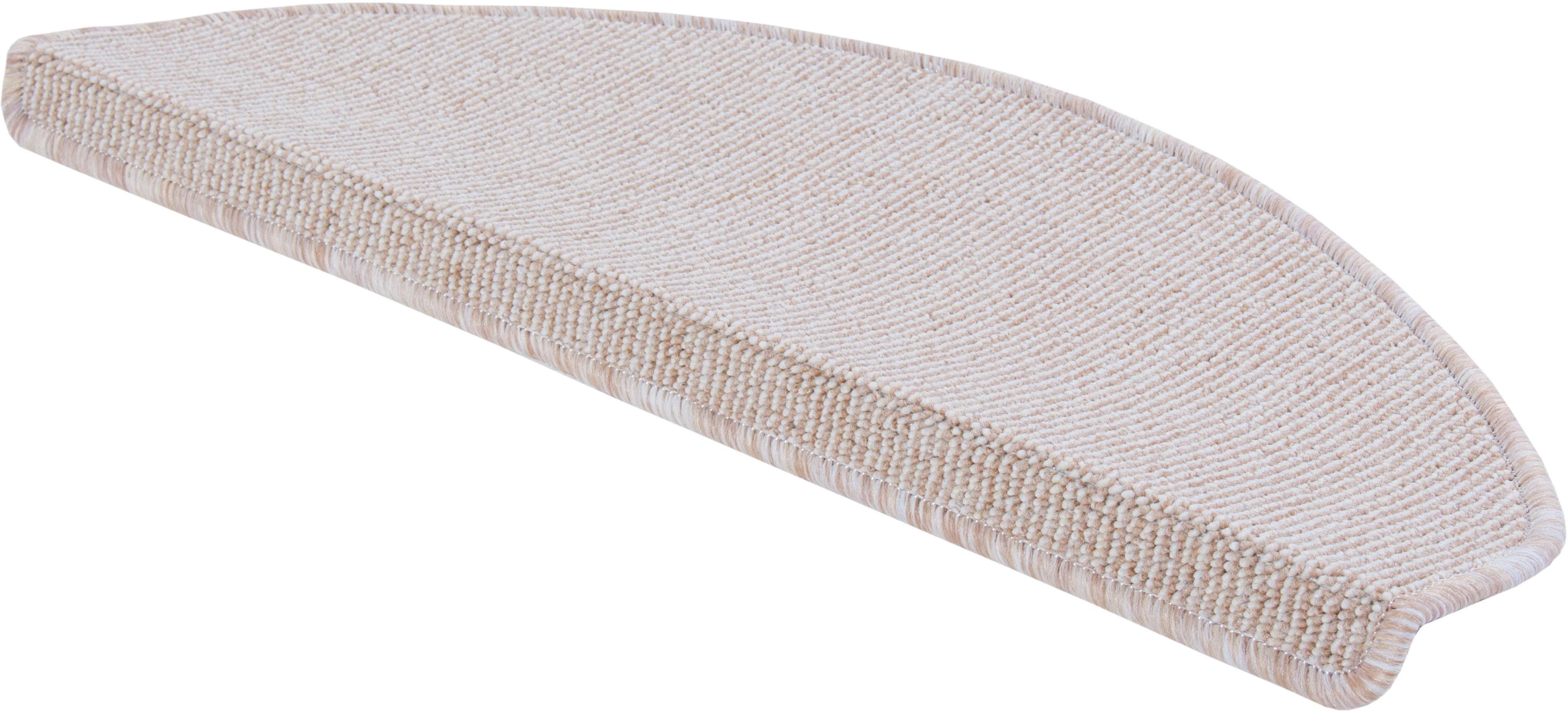 Stufenmatte Ben Andiamo stufenförmig Höhe 4 5 mm maschinell gewebt