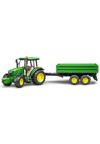 """Bruder® Spielzeug - Traktor """"John Deere 5115M mit Bordwandanhänger"""" kaufen"""