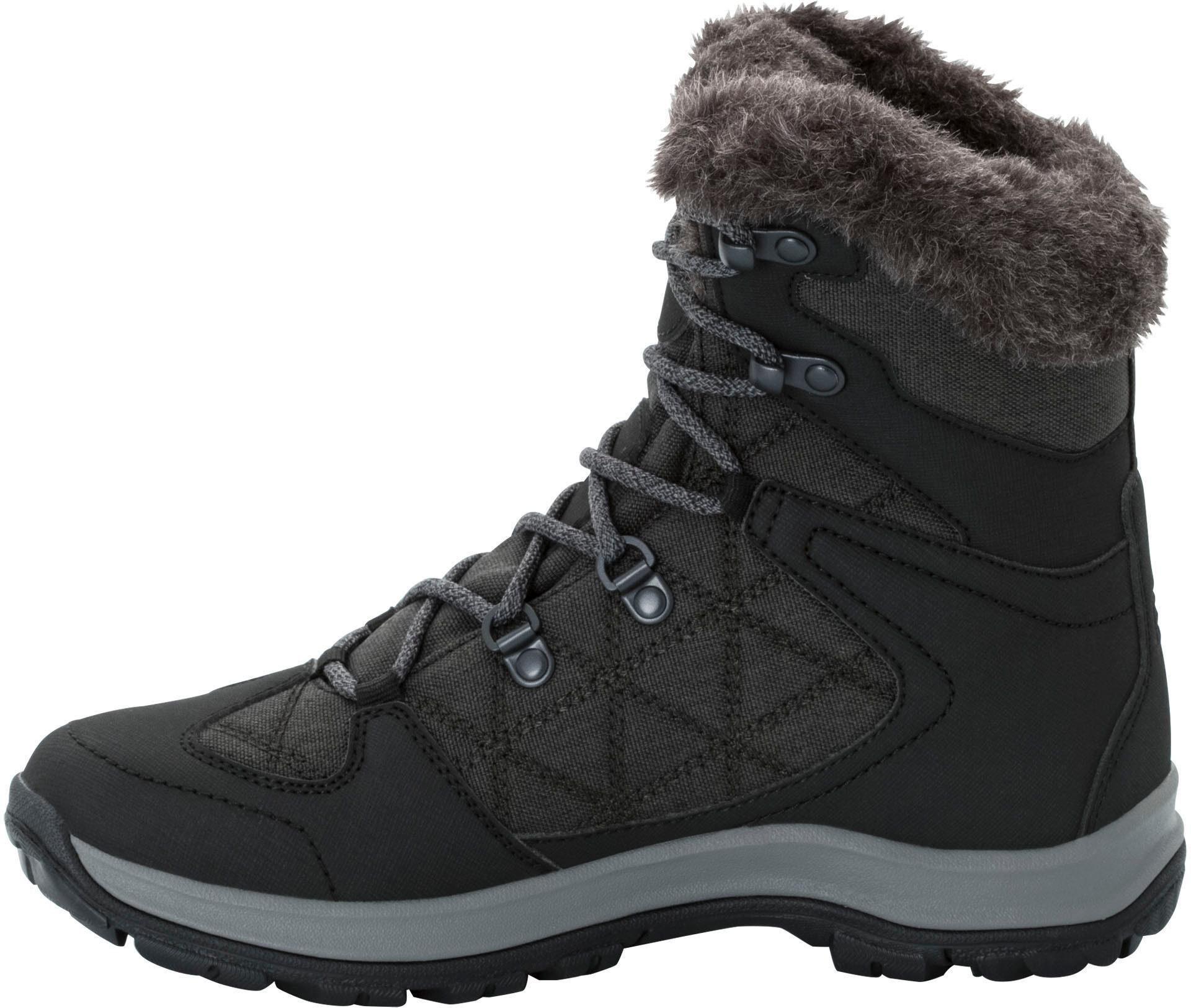 Jack Wolfskin Outdoorwinterstiefel Thunder Bay Texapore Mid W | Schuhe > Outdoorschuhe > Outdoorwinterstiefel | Schwarz | Jack Wolfskin