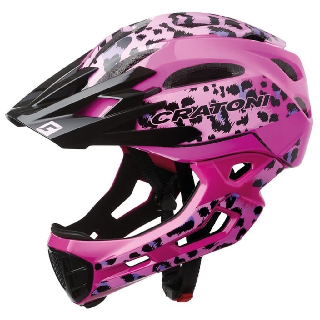 Cratoni Bike Cross Helm »MTB-Fahrradhelm C-MANIAC PRO«