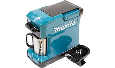 MAKITA Reisekaffeemaschine »DCM501Z«, 18 V, ohne Akku und Ladegerät kaufen