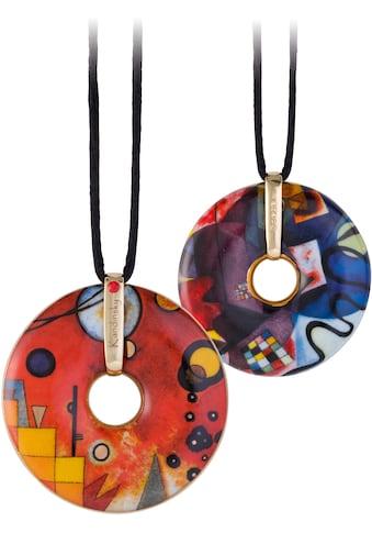 Goebel Kette mit Anhänger »Schweres Rot, Artis Orbis Wassily Kandinsky, 66989641« kaufen