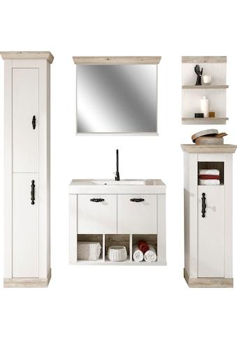 Home affaire Badmöbel-Set »Florenz«, (5 St.) kaufen