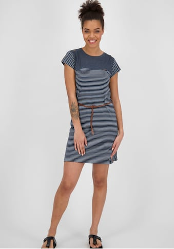Alife & Kickin Jerseykleid »LeonieAK«, mit modischer Kontrastpasse kaufen