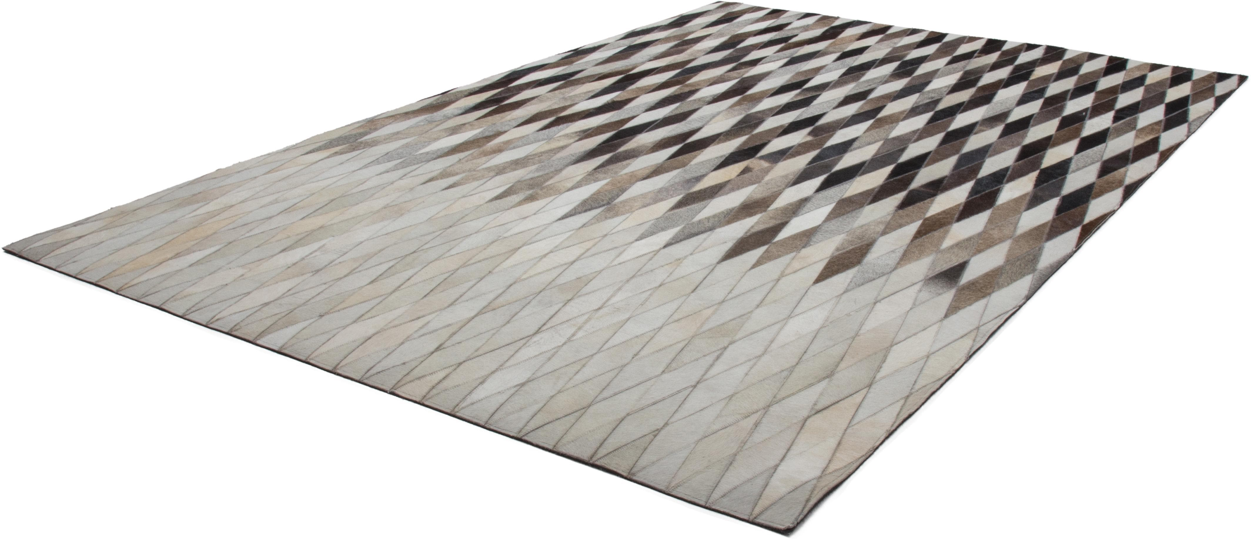 Fellteppich Lavish 510 Kayoom rechteckig Höhe 8 mm handgewebt