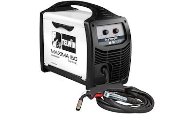 ROWI Fülldrahtschweißgerät »Maxima 160«, 20 - 150 A kaufen