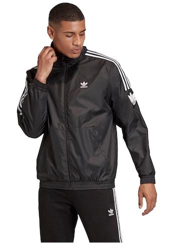 adidas Originals Trainingsjacke »TREFOIL 3 STRIPES TRACKTOP« kaufen