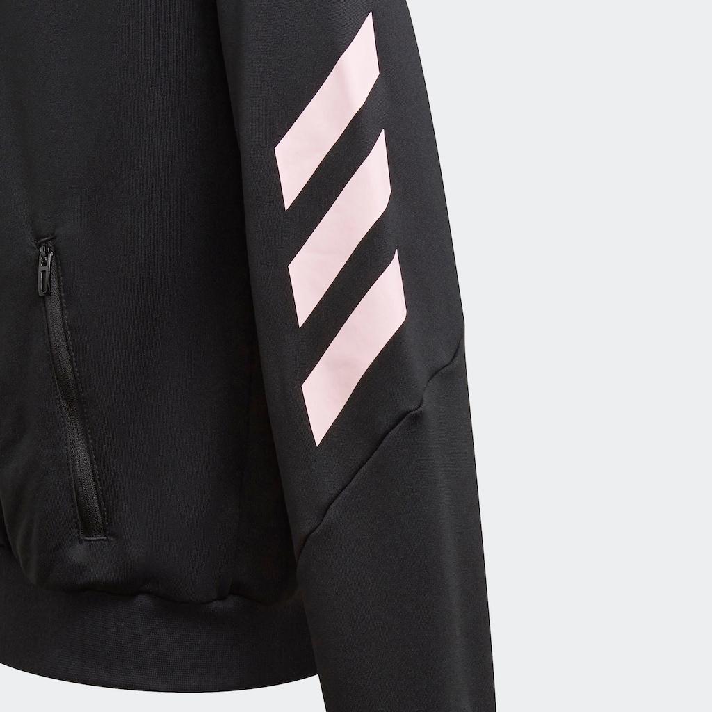 adidas Performance Trainingsanzug »XFG 3-STREIFEN PRIMEGREEN«, (Set, 2 tlg.)
