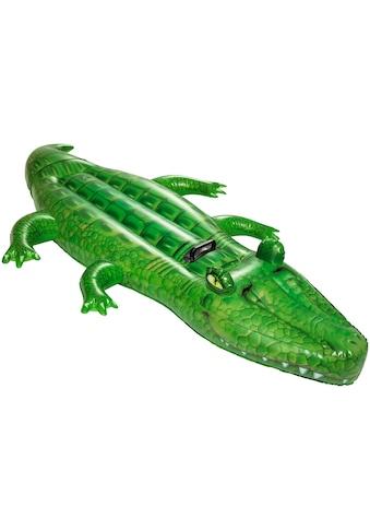 BESTWAY Schwimmtier »Krokodil XL«, BxLxH: 100x196x24 cm kaufen
