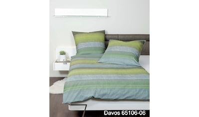 Janine Bettwäsche »DAVOS 65106«, mit Reißverschluss kaufen