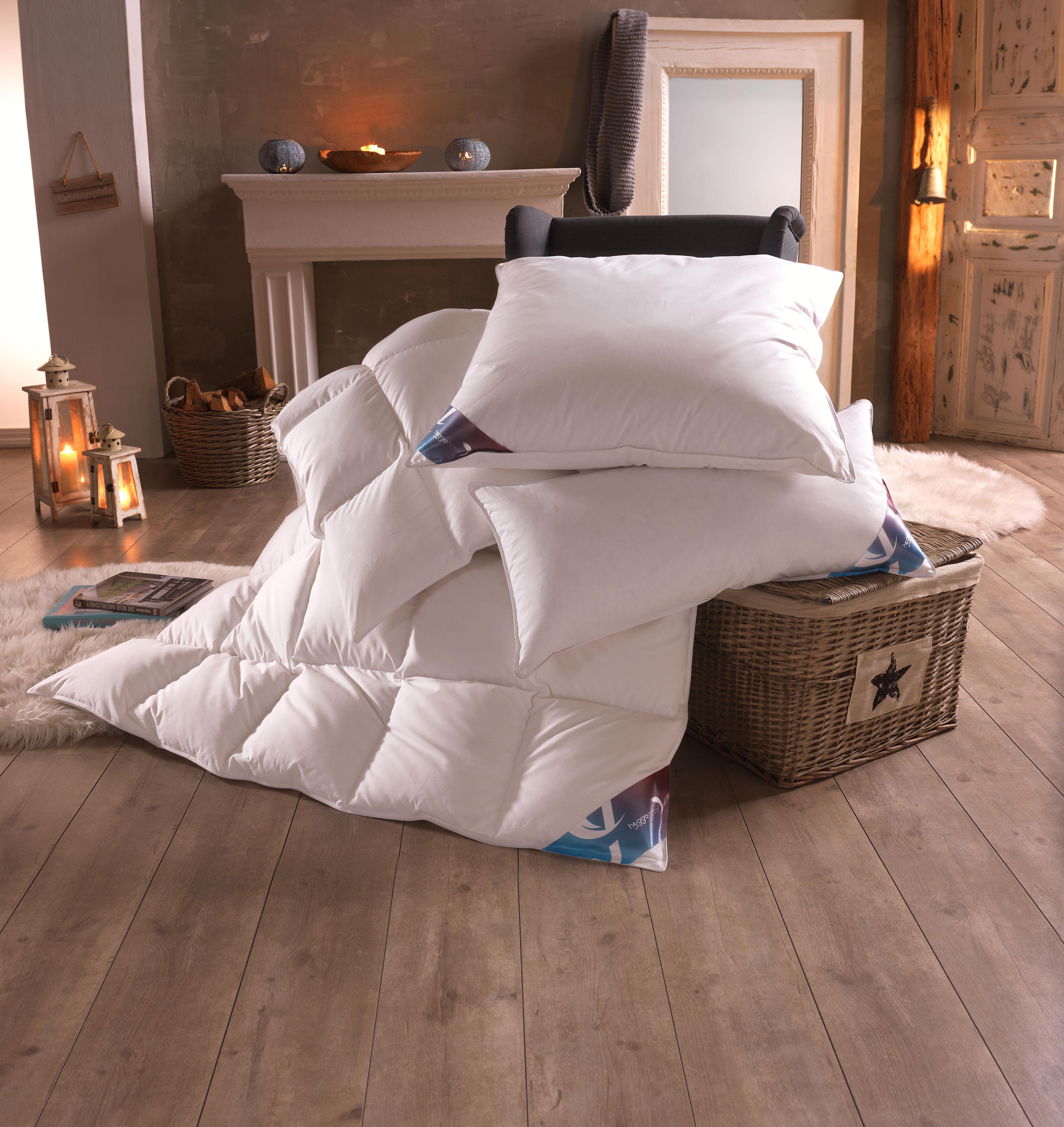 3-Kammer-Kopfkissen, Luxus Hygge, hyggehome | Heimtextilien > Decken und Kissen > Kopfkissen | Hyggehome