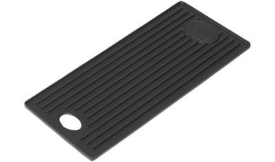 OUTDOORCHEF Grillplatte »DGS®«, Gusseisen-Emaille, (1 St.), BxT: 20,3x44 cm kaufen