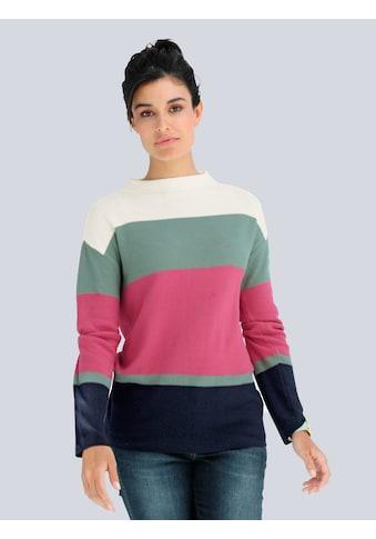 Alba Moda Pullover aus Pima Baumwolle kaufen