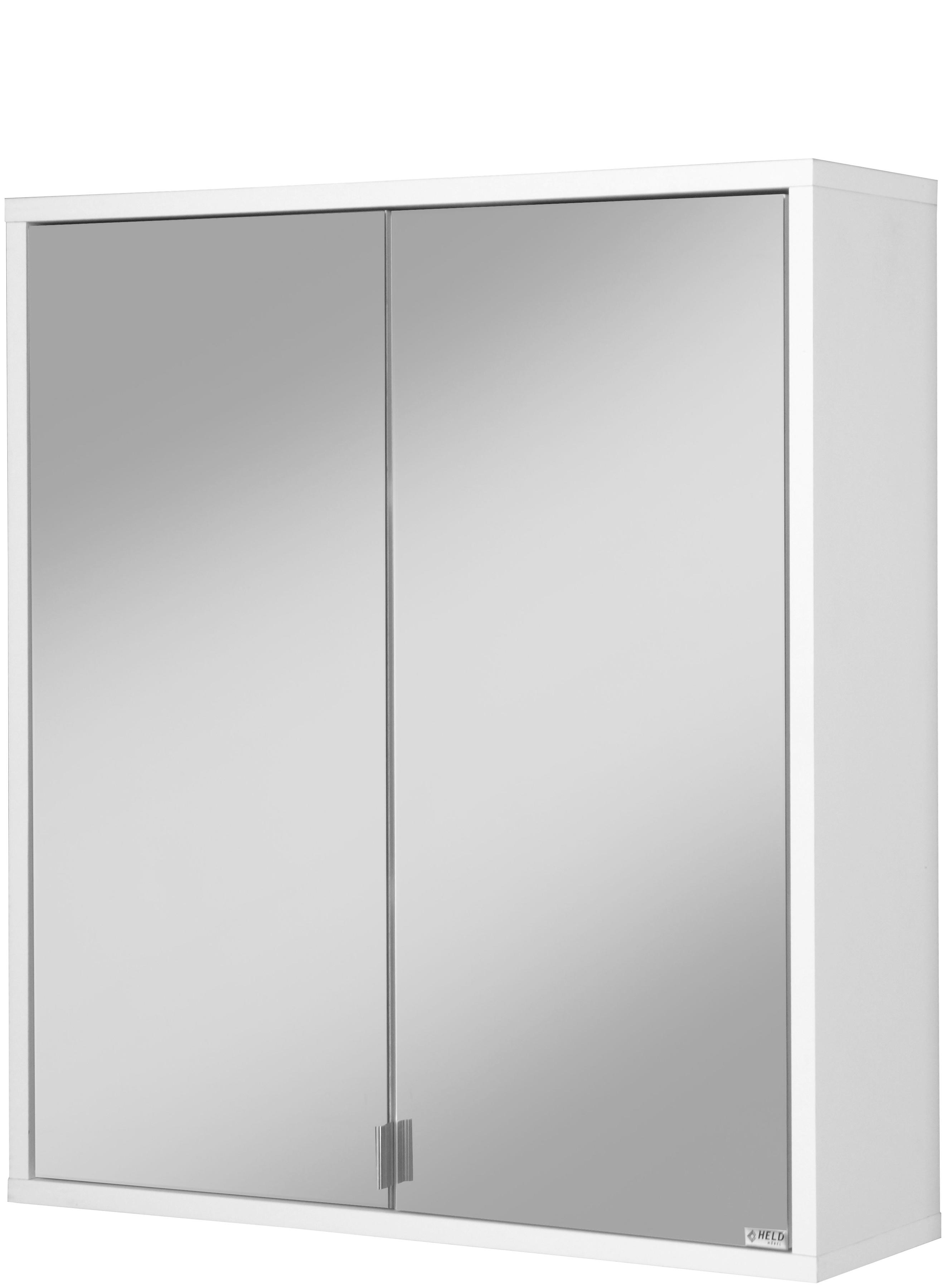 HELD MÖBEL Spiegelschrank Retro, Breite 60 cm | Bad > Badmöbel > Spiegelschränke fürs Bad | Held Möbel