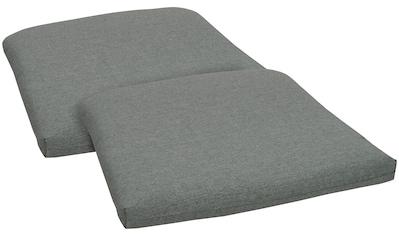GO - DE Sitzkissen »Selina«, (2er Set), (L/B): ca. 46/40x45 cm kaufen