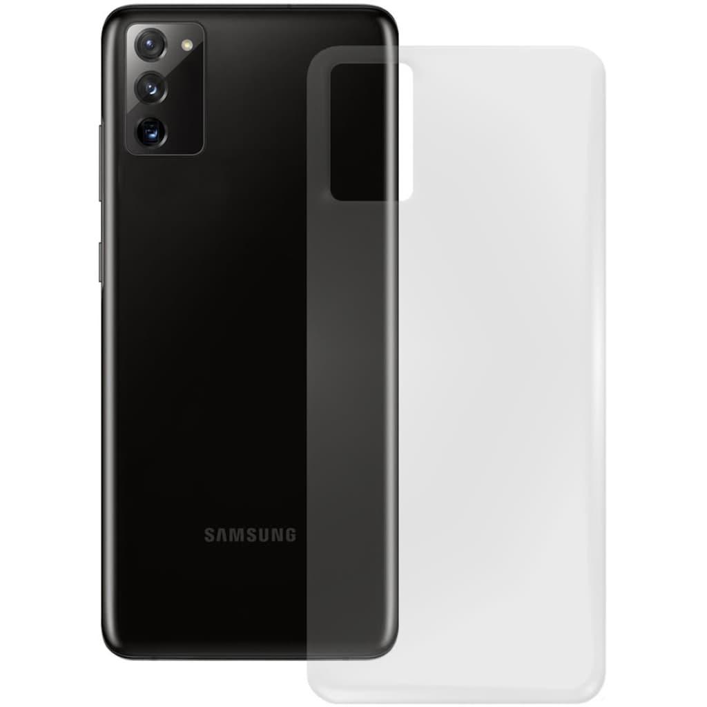 PEDEA Handytasche »Soft TPU Case für Samsung Galaxy S20 FE«