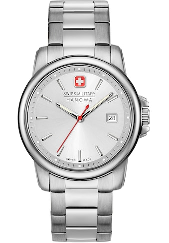 Swiss Military Hanowa Schweizer Uhr »SWISS RECRUIT II, 06-5230.7.04.001.30« kaufen
