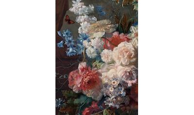 Art for the home Leinwandbild »Blumen Pastell« kaufen