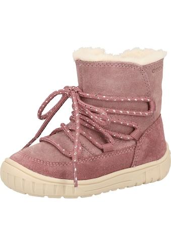 Geox Snowboots »Veloursleder/Textil« kaufen