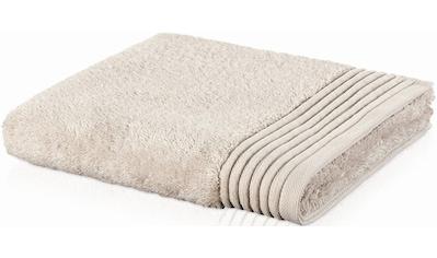 Möve Badetuch »Loft«, (1 St.), mit breiter Bordüre kaufen