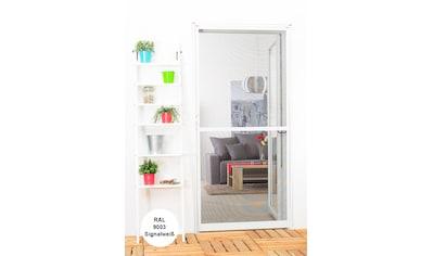 hecht international Insektenschutz-Tür »Master-Slim«, Bausatz BxH: 120x240 cm, weiß kaufen
