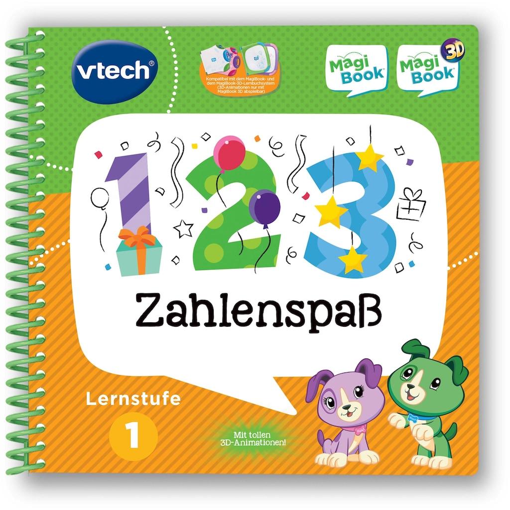 Vtech® Buch »MagiBook Lernstufe 1 - Tierbabys, Formen und Farben, Zahlenspaß«