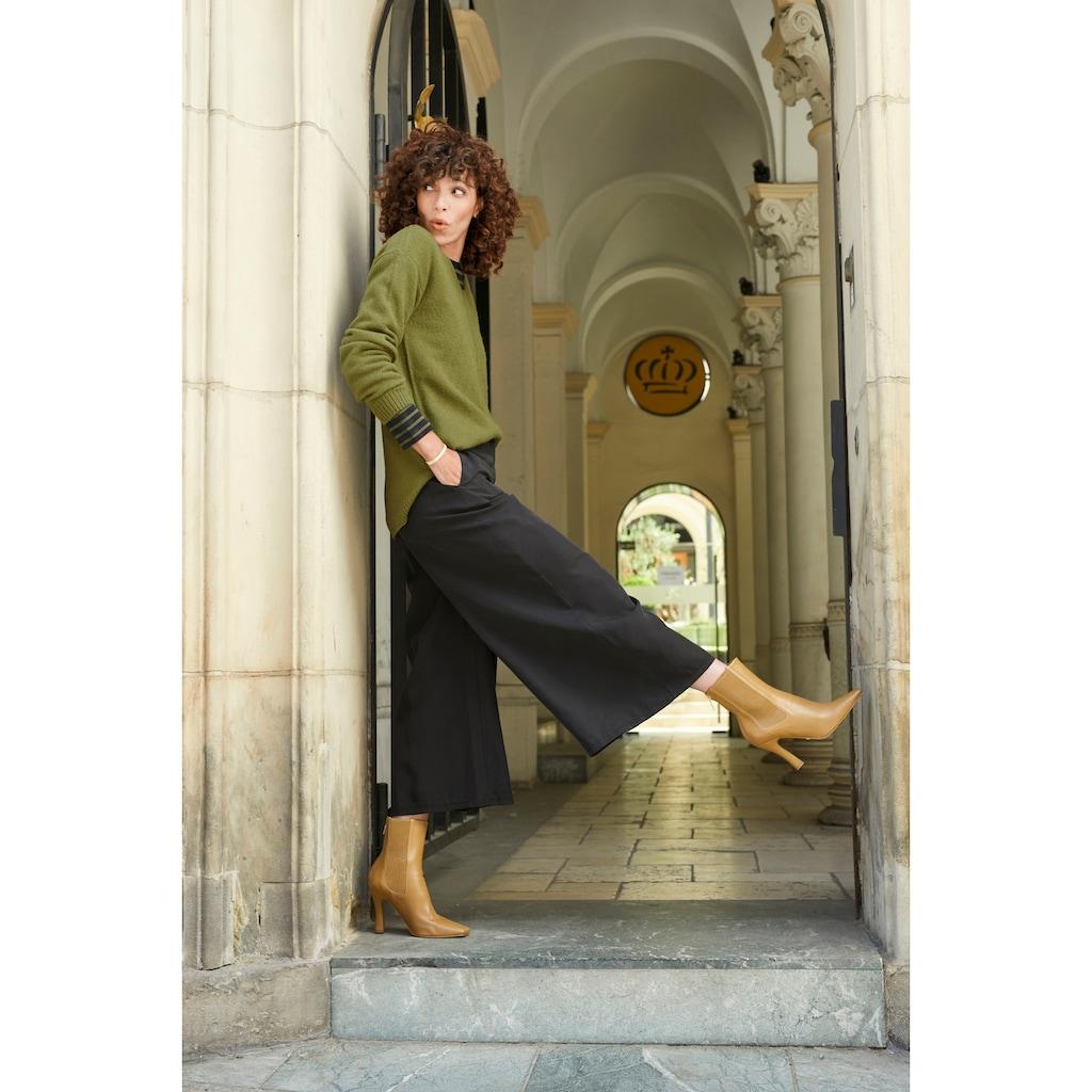 Aniston CASUAL Culotte, mit extra weiten Beinen