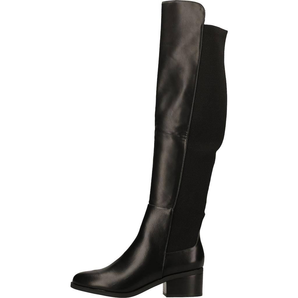 STEVE MADDEN Stiefel »Lederimitat/Textil«