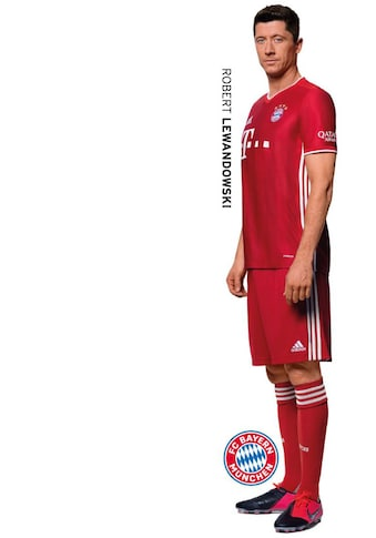 Wall-Art Wandtattoo »FCB Robert Lewandowski« kaufen