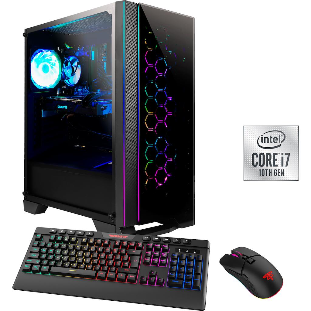 Hyrican Gaming-PC »Nova 6610«