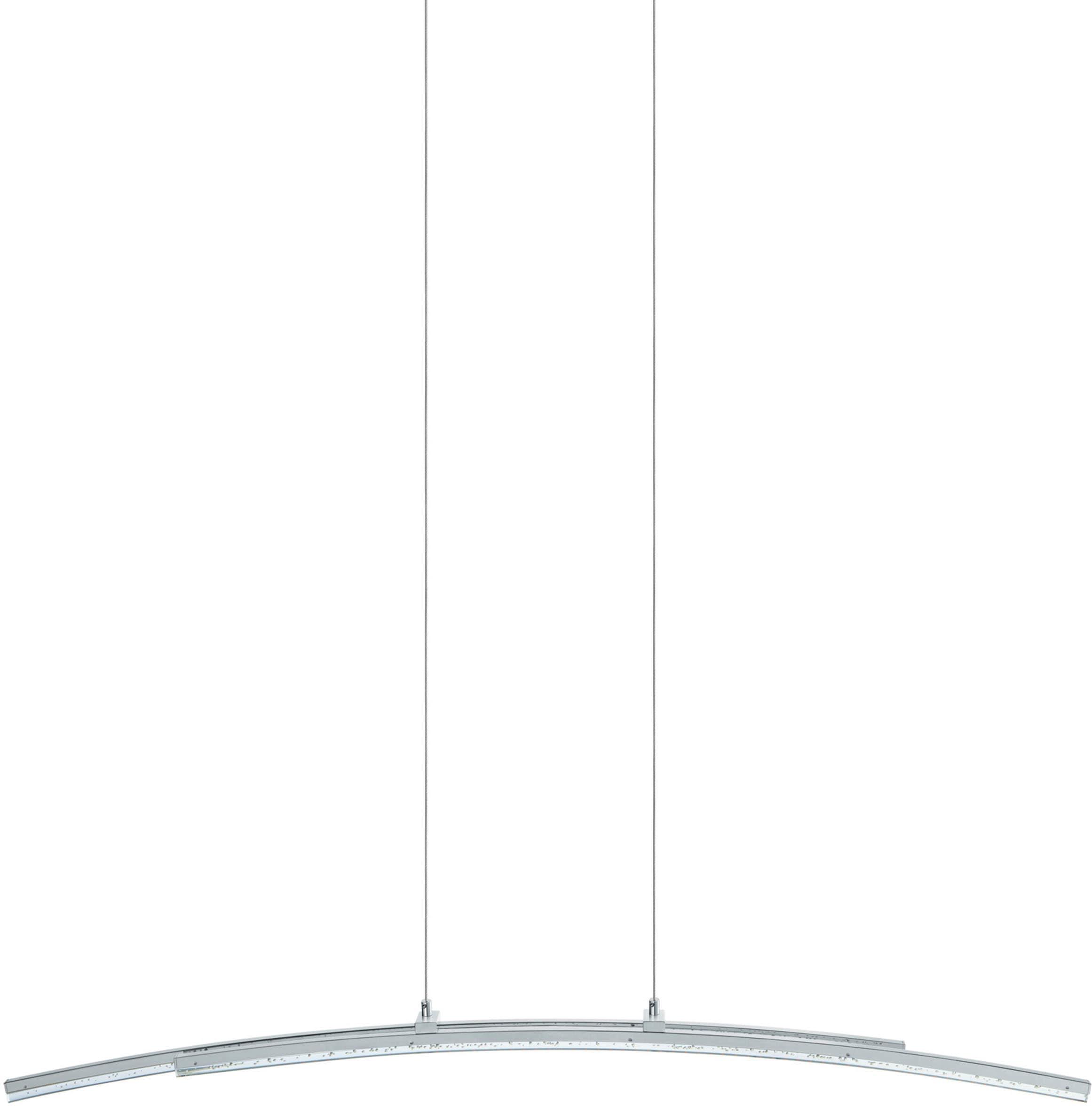 EGLO Hängeleuchte PERTINI, LED-Board, Warmweiß, Pendelleuchte, Pendellampe
