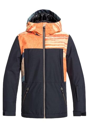Quiksilver Snowboardjacke »Travis Rice Ambition« kaufen