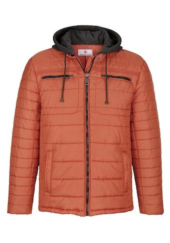 Boston Park Jacke mit abnehmbarer Sweat - Kapuze kaufen