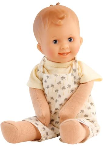 Schildkröt Manufaktur Babypuppe »Löckchen, weiß/beige«, Made in Germany kaufen
