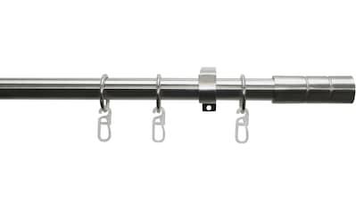 Gardinenstange, »Set Metall«, GARDINIA, Fixmaß kaufen