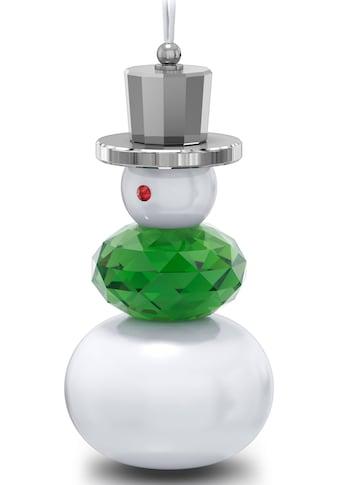 Swarovski Schneemann »Holiday Cheers Schneemann Ornament, 5596388«, Swarovski® Kristall kaufen