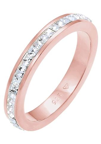 Elli Premium Memoirering »Elli PREMIUM Ring Bandring Geo Shape, 0605460318,... kaufen