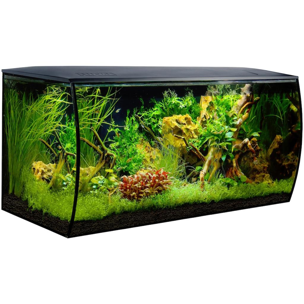 FLUVAL Aquarium »FLEX 123«, BxTxH: 82x40x39 cm, 123 Liter