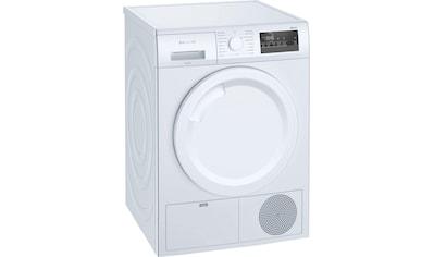 SIEMENS Kondenstrockner iQ300 WT43N202, 8 kg kaufen