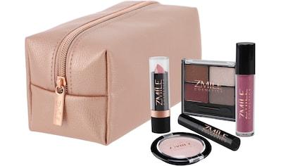 ZMILE COSMETICS Kosmetik-Set »Beauty in the bag! Roségold«, (10 tlg.) kaufen