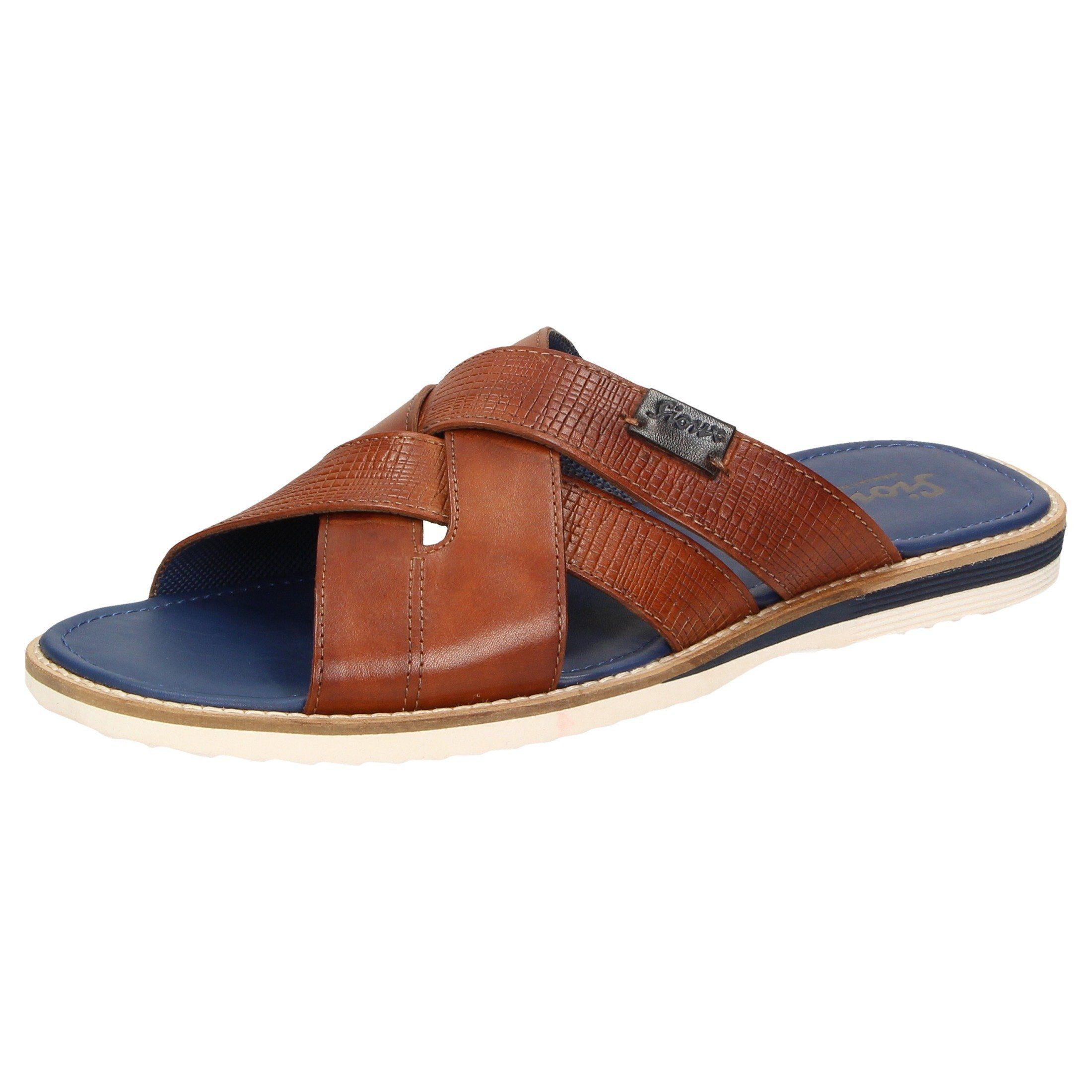 SIOUX Pantolette Milito-700 | Schuhe > Clogs & Pantoletten | Braun | Sioux
