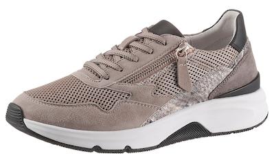 Gabor Rollingsoft Keilsneaker, mit Mesheinsatz kaufen