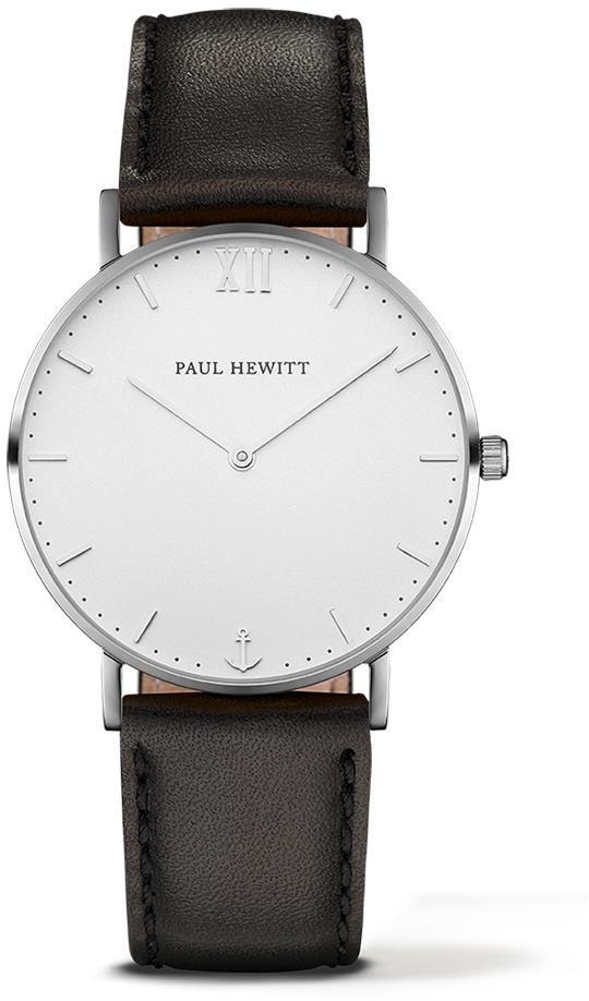 PAUL HEWITT Quarzuhr PH-SA-S-ST-W-2M | Uhren | Schwarz | Paul Hewitt