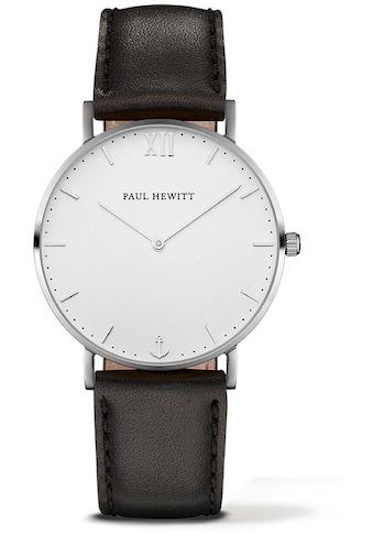 PAUL HEWITT Quarzuhr »PH - SA - S - ST - W - 2M« kaufen