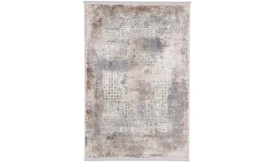 carpetfine Teppich »Vintage Liyath«, rechteckig, 8 mm Höhe, hoher Viskoseanteil, im... kaufen